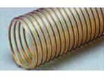 Maxuflex PU Light - POLYESTER PU/VERKOPERDE SPIRAAL - S, Maxuflex PU Light - PU Ester zuigslang voor lichte toepassingen, wanddikte ca. 1,45 mm.vast ingegoten verkoperde spiraal. Optimaal stromingsprofiel...